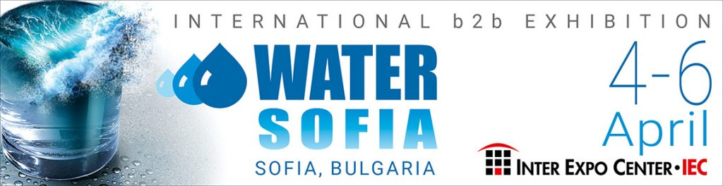 Water Sofia 2017