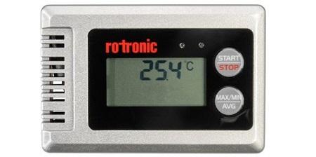 Data Logger di Temperatura