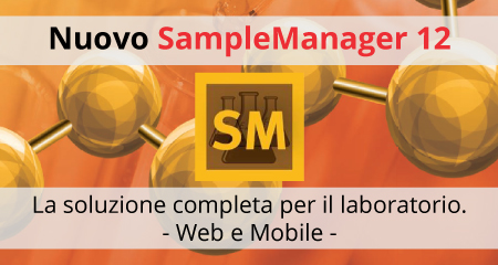 SampleManager 12