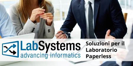 laboratorio paperless