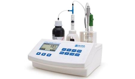 Minititolatore automatico HI 84502