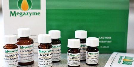 Kit enzimatico Lattosio Megazyme