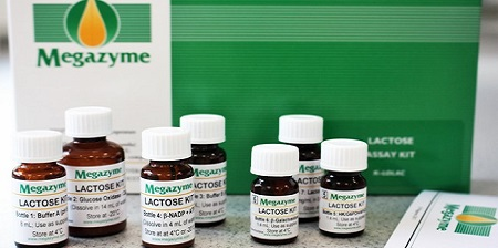 Kit enzimatico Lattosio