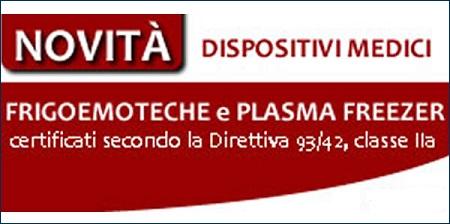 KW Apparecchi scientifici offre dispositivi medici certificati