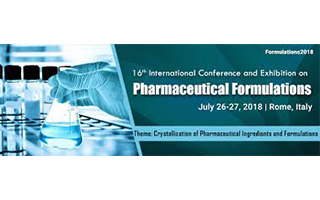 Conferenza Internazionale e Mostra su Formulazioni farmaceutiche