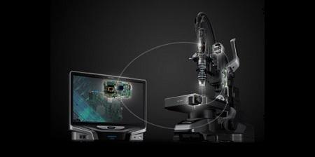 Keyence Microscopio