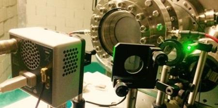 impianto laser per applicazioni biomedicali