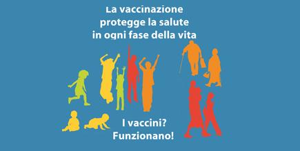 settimana delle vaccinazioni